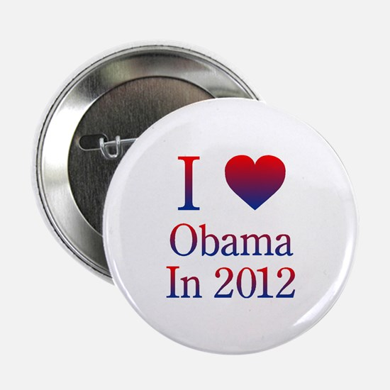 "Obama 2012 2.25"" Button (10 pack)"