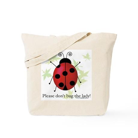 Bug the Ladybug Tote Bag