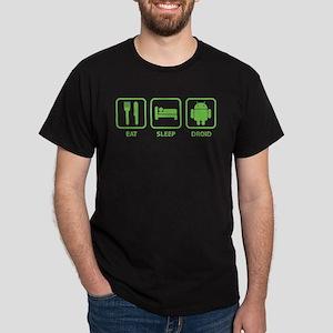 Eat Sleep Droid Dark T-Shirt