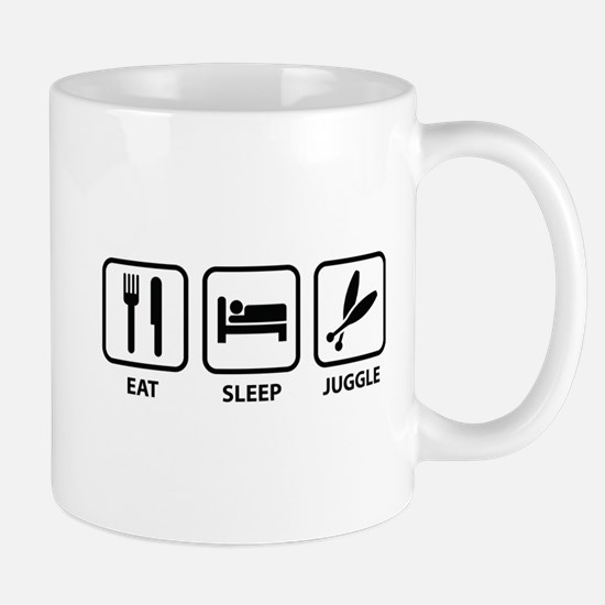 Eat Sleep Juggle Mug