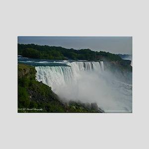 Bridal Falls Rectangle Magnet