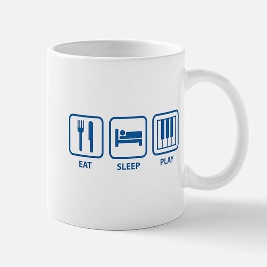 Eat Sleep Play Mug