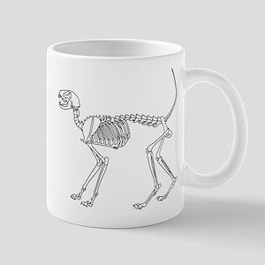 Skelo Cat Mug