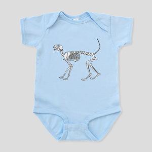 Skelo Cat Infant Bodysuit