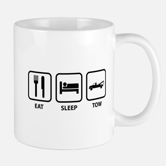 Eat Sleep Tow Mug