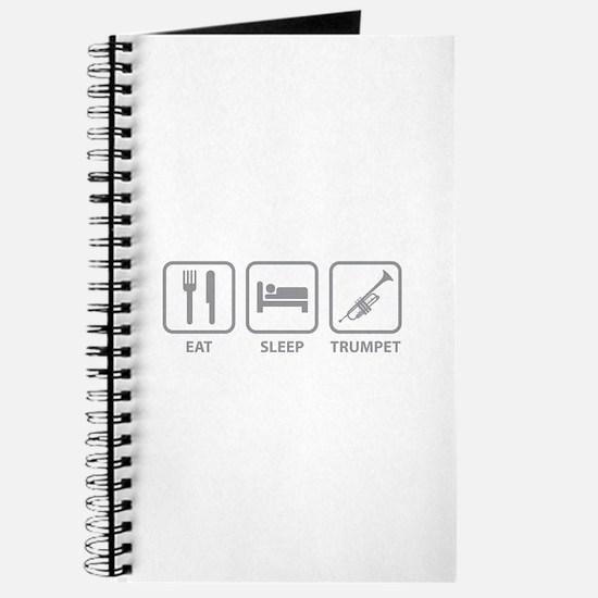 Eat Sleep Trumpet Journal