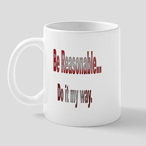 Do it my way Mug