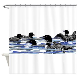 New Hampshire Shower Curtains