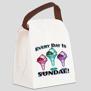Sundae Everyday Canvas Lunch Bag