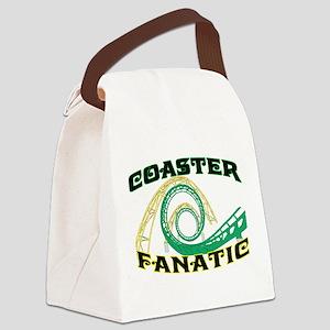 Coaster Fanatic Canvas Lunch Bag