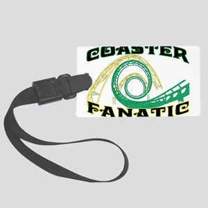 Coaster Fanatic Large Luggage Tag