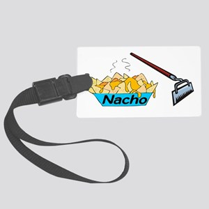 Nacho Hoe Large Luggage Tag