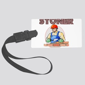 Stoner Large Luggage Tag
