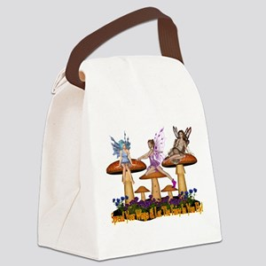 Fairy In You Canvas Lunch Bag