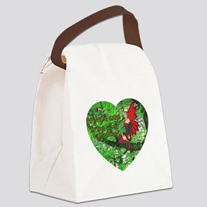 Fairy Laughter Canvas Lunch Bag