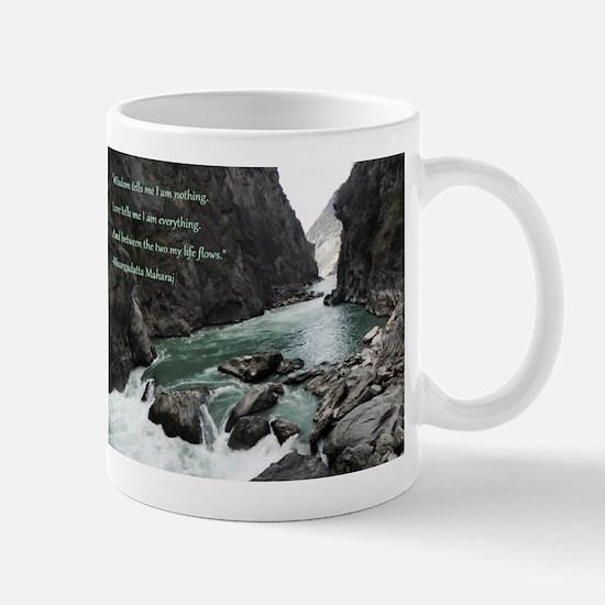 Wisdom Tells Me Mug