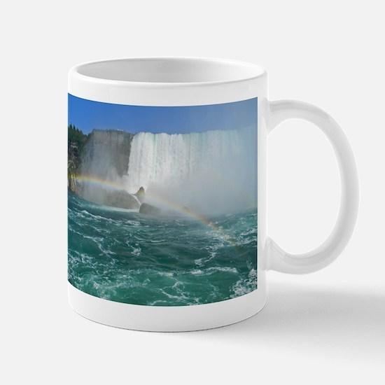 American Falls And Rainbow Mug