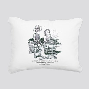 Thrillbilly Rectangular Canvas Pillow