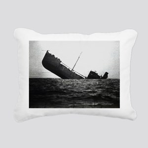 Rectangular Canvas Pillow