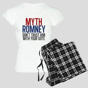 Myth Romney Women's Light Pajamas