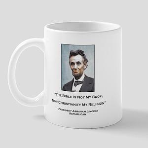 Lincoln Quote Mug