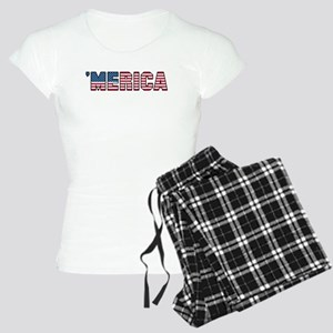 'Merica Women's Light Pajamas