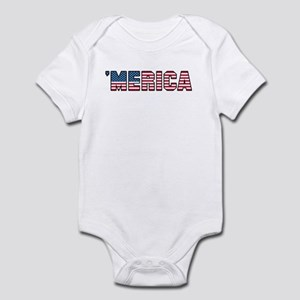 'Merica Infant Bodysuit