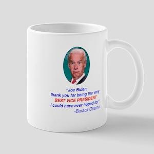 Joe Biden Best VP Collectible Mug