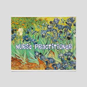Nurse Practitioner blanket van gogh Stadium B