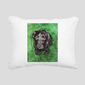 Chilidog Rectangular Canvas Pillow