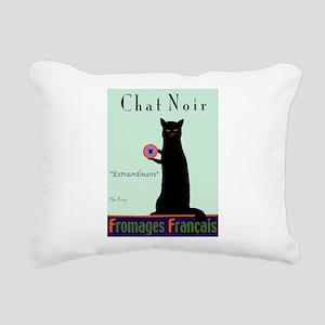 Westie Mints Rectangular Canvas Pillow