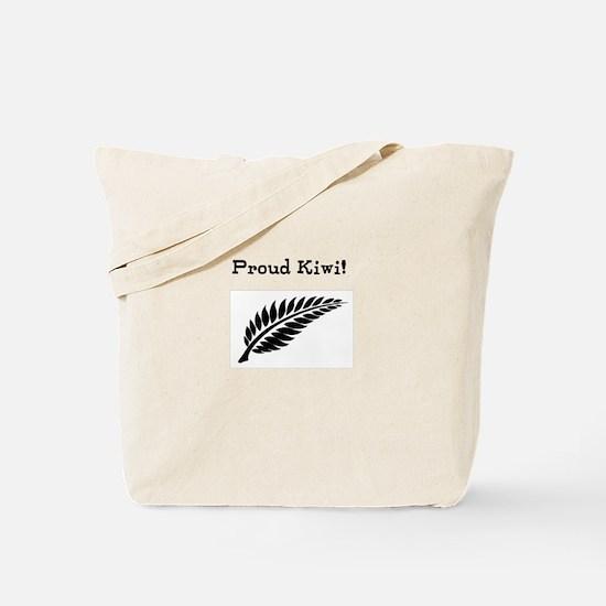 Proud Kiwi Tote Bag