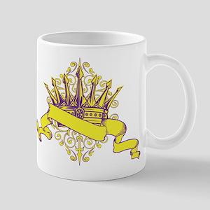 Crown and Banner Mug