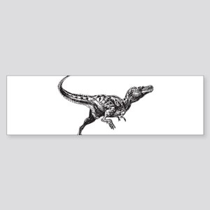 Dinosaur Sticker (Bumper)