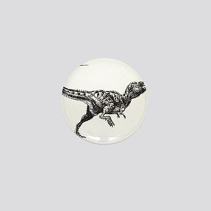 Dinosaur Mini Button