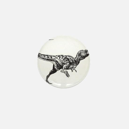 Dinosaur Mini Button