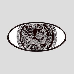 Oriental Art Patches