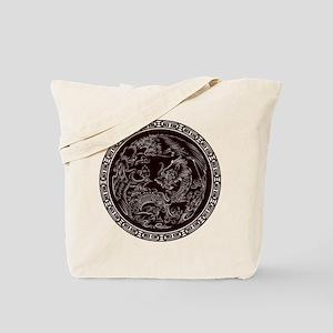 Oriental Art Tote Bag