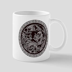 Oriental Art Mug