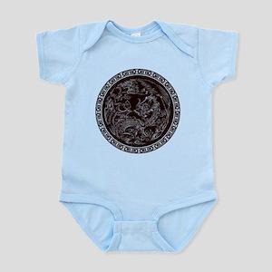 Oriental Art Infant Bodysuit