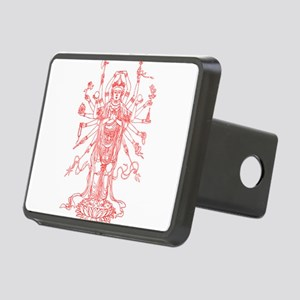 Goddess Rectangular Hitch Cover