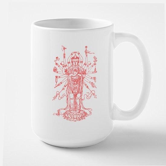 Goddess Large Mug
