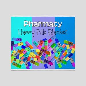 pharmacy happy pills blanket BLUES Stadium Bl