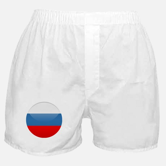 Russian Button Boxer Shorts