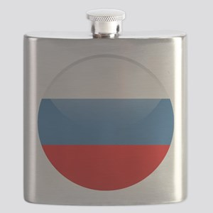 Russian Button Flask