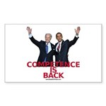 Competence_5x5 Sticker (Rectangle 50 pk)