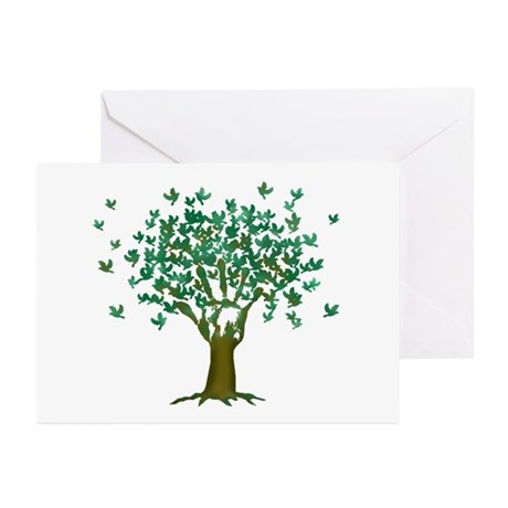 Peace Tree Greeting Cards (Pk of 10)