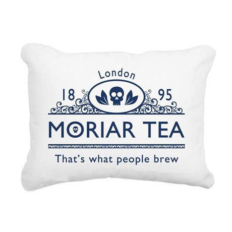 Moriartea New Version Rectangular Canvas Pillow