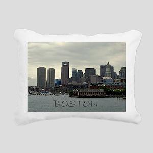 Boston Rectangular Canvas Pillow