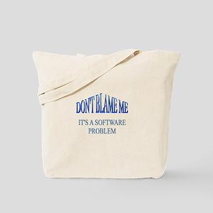 Software Problem Tote Bag